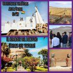 Giras temáticas : *combate del pacifico *los primeros habitantes del salar de Atacama *experiencias pueblos pre hispánicos de la segunda región *soy chango,soy nomade